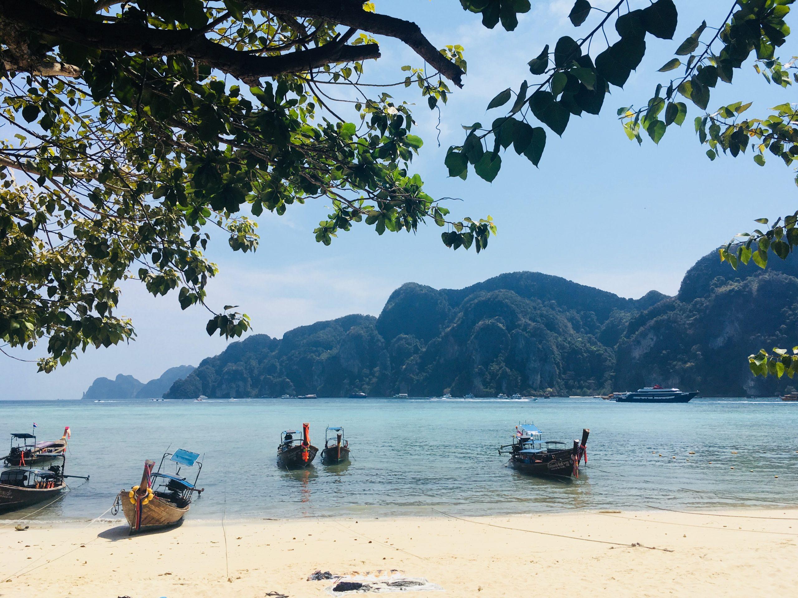 Reisen in Thailand